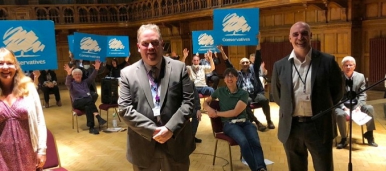 Conservatives show true leadership in Croydon