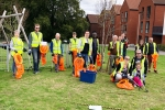 Cane Hill litter pick