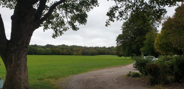 View of Addington Park